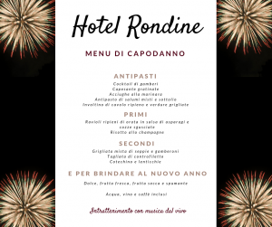 Copia di Blue and Pink Tropical Catering Menu